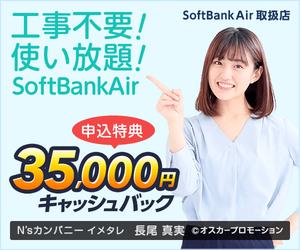 SoftBank Air(ソフトバンク エアー)