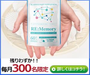 【リメモリー】