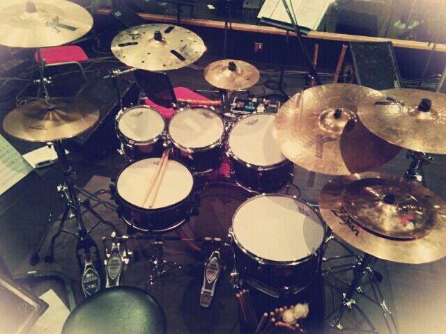 ドラムレッスン再開します!