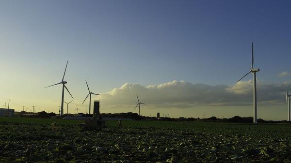 風車コラム1基目:始まり、そして青森。