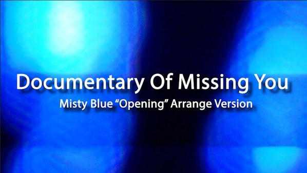 11/15会場限定販売DVD「Documentary Of Missing You」