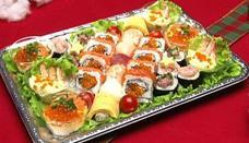 クリスマス寿司オードブル