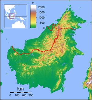 300px-Borneo_Locator_Topography