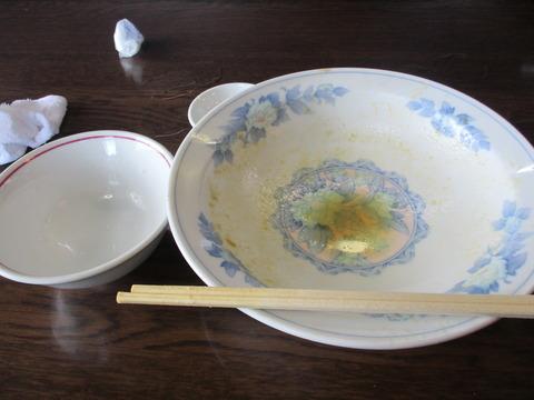 2019.08.06 中華料理 一休 ごちです