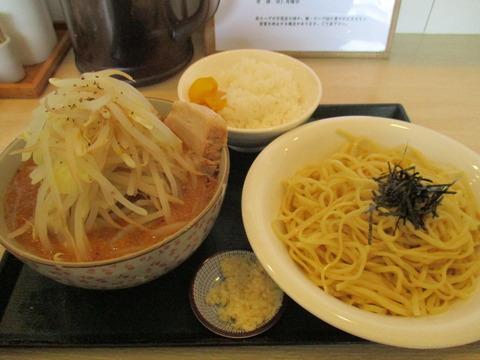 09 麺屋 純太 味噌カレーつけ麺