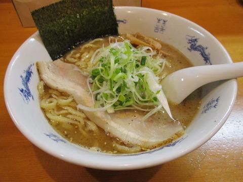 29 麺屋 海老蔵 塩らーめん