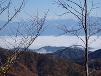 1-②大川入山よりの雲海