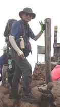 ③-8 赤岳山頂
