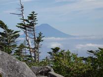 ㉕三つ頭からの富士