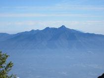 ⑬八ヶ岳2,899m