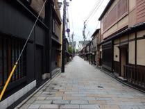 ⑩祇園新橋の茶屋街