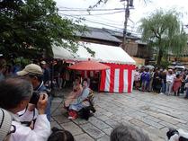 ⑧祇園の放生会