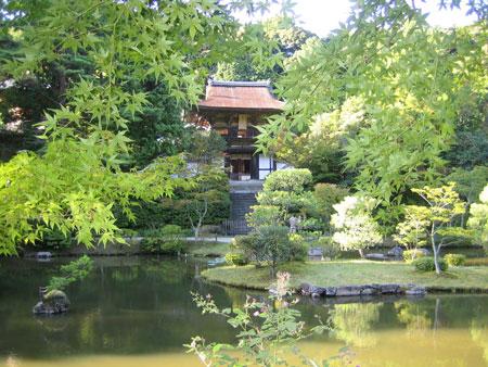 円成寺楼門