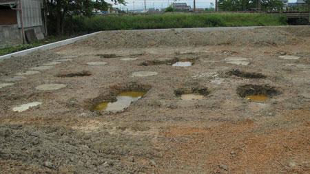 地盤改良工事2