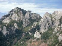⑨眼下の瑞牆山