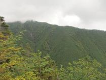 ⑦権現岳方面の景色