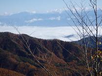 1-①大川入山よりの雲海