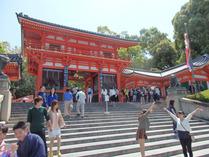 ⑬八坂神社入口