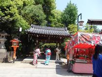 ⑭八坂神社入口