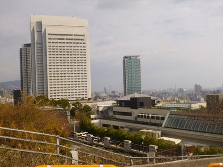 ⑧ 新神戸駅付近 ANAクラウン プラザ
