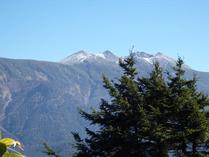 6-④丸黒山よりの乗鞍岳