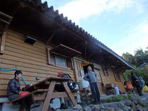 ㉛赤石小屋