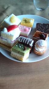 ケーキの数々!