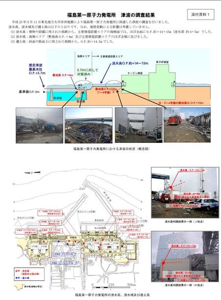 福島第一原発の津波被害_20110426