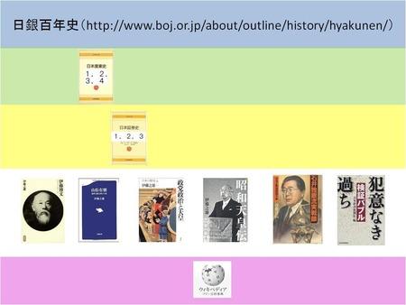 日本政治経済証券史
