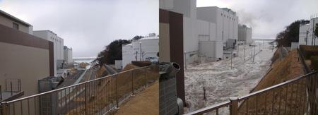 福島第二原発の津波_20110423