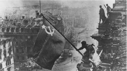 ソ連によるベルリンの解放