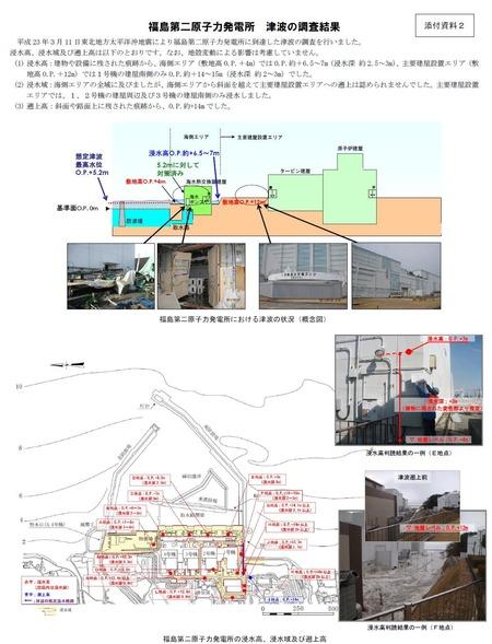 福島第二原発の津波被害_20110426