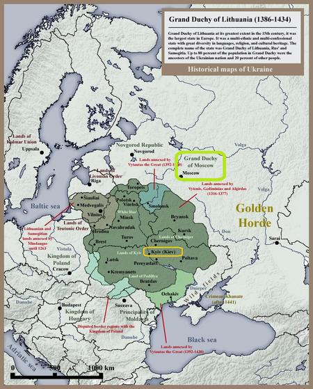 3リトアニア支配下