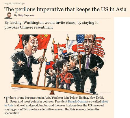 Asia Shift