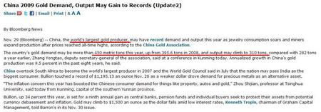 中国の金生産_20091129