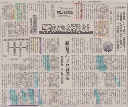 経済教室_石弘光_20100225