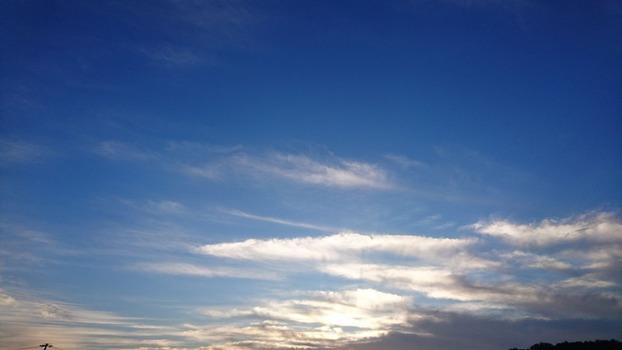 空を見なよ