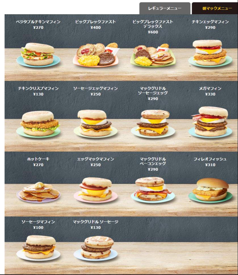 一覧 メニュー 朝 マック マクドナルド赤辛てりやきはいつからいつまで販売?辛い?メニューも紹介