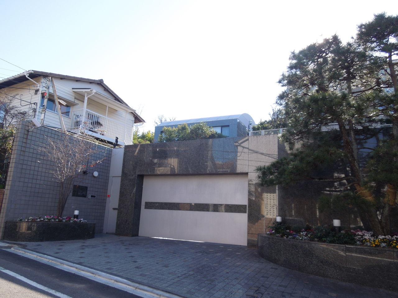 田園調布に引っ越した浜崎あゆみの豪邸  東京都内の豪邸探索ブログ