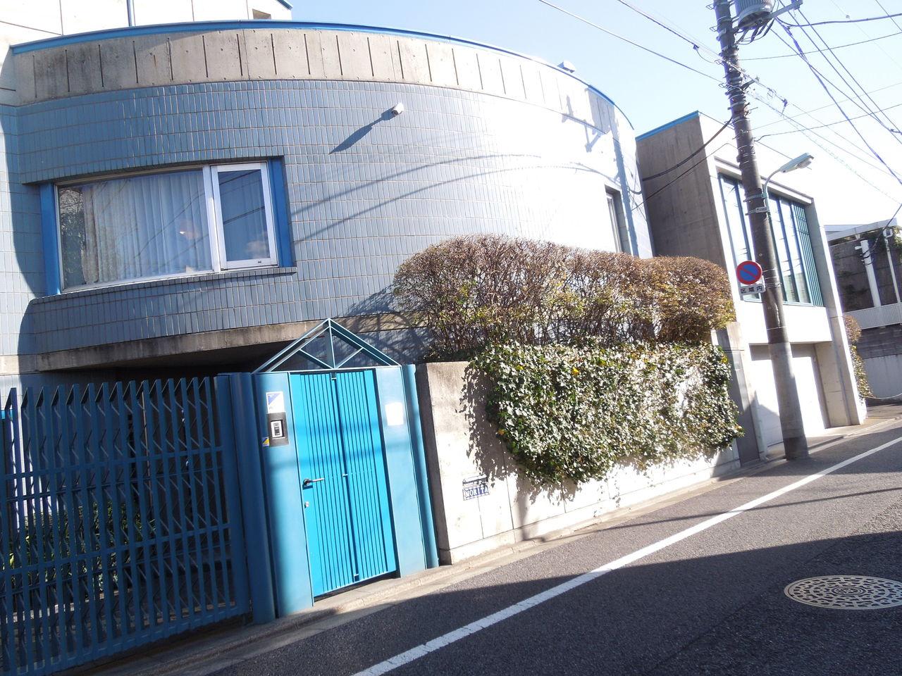 タモリさんの豪邸 : 東京都内の豪邸探索ブログ
