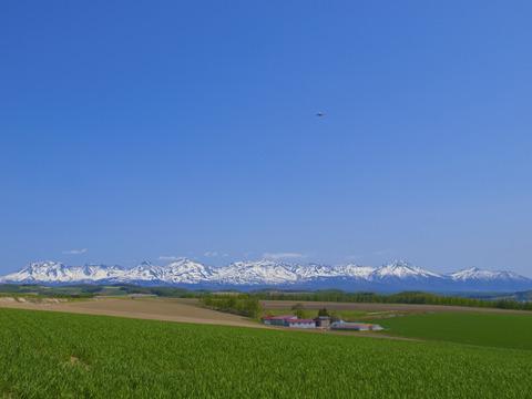 藤野の農道