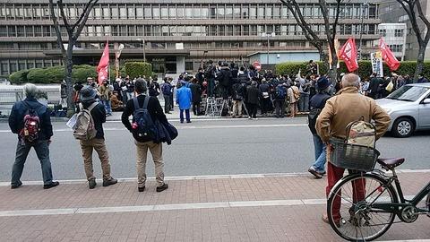 2017年3月28日大阪高裁高浜3・4号機仮処分取消決定2