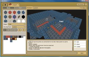 3Dゲームをみんなで作れる3D仮想空間「Craft Studio」