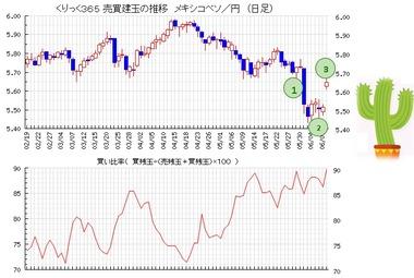 20190610ペソ円売買比率