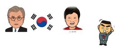 前後の韓国大統領
