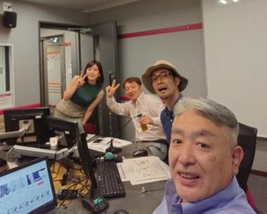 20191004ラジオNIKKEIかぶりつきメンバー
