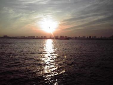 東京湾若洲