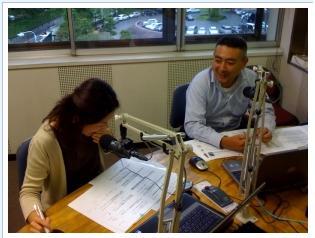 1002ラジオNIKKEIスタジオ