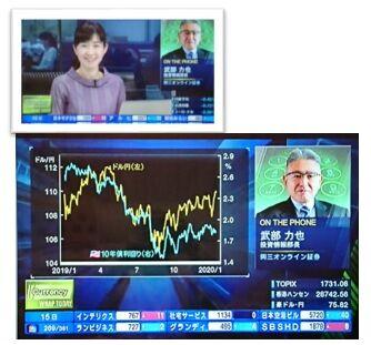20200115日経CNBC
