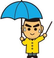 雨時の武部